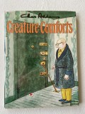 Creature Comforts (1981) (inscribed with original full page watercolor drawing)