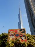 December 2019:  Acme 17 visits the Burj Khalifa in Dubai and is impressed.