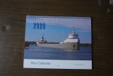 2020 Ship Calendar