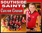 SouthSide Volleyball 2020