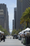 View Up Market Street