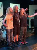The Aristocrats at Harlow's and Alva's