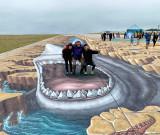 3D Shark Family