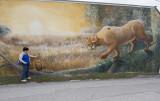 Lake Placid Wall Mural 2