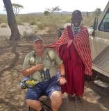 Masaai woman
