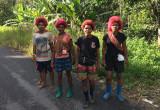 Asli, indigenous forest people in Yala