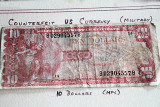 Counterfeit Military Payment Certificate (MPC)