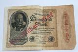 GERMAN HYPERINFLATON 1922-24 (1,000,000,000 Billion Marks)