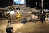 B-29 from Nagasaki atomic bomb drop