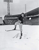 Spring Training just before it was cancelled