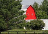 Looks Like a Red Barn
