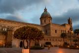 18_d800_2318 Palermo Duomo at Dawn