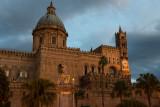 18_d800_2319 Palermo Duomo at Dawn