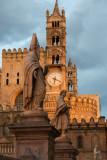 18_d800_2324 Palermo Duomo at Dawn