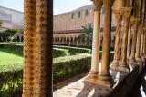 18_d800_2591 Monreale Monastery Cloisters