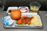 In-Flight Dinner (CX 505)