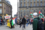 The Palestinian Supporting Protest  (1)