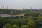 Amstelpark and Amsterdam Metro