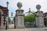 Old Royal Naval College Gates