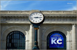 Outside of Union Station Kansas City