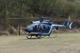 Reunion Gendarmerie Eurocopter 145