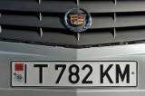 Transnistria license plate