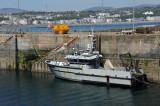 Isle of Man Fisheries patrol boat Barrule