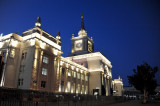 Volgograd - Railway Station & Airport