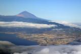 Santa Cruz de Tenerife and Mount Teide, Canary Islands, Spain