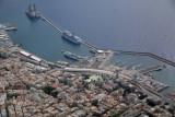 Costa Cruise Ship and Armas Ferry, Port of Santa Cruz de Tenerife, Canary Islands, Spain