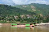 Mekong Cruise to Pak Beng