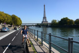 Cycle Paris to Versailles