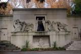 Père Lachaise - Monument aux Morts, constructed 1887-1899