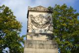 Père Lachaise - Monument to the Victims of June - 1832 republican rebellion against King Louis Philippe