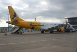 Aurigny Emb-195 (G-NSEY) at Guernsey