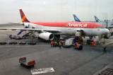 Avianca A330 (N969AV) at Lima, Peru