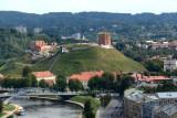Gediminas Castle & 3 Crosses Hills