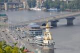 St. Nicholas the Wonderworker Church, Dniper River, Kyiv