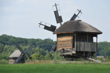 Pyrohiv Museum of Folk Architecture