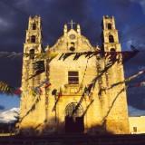 Yucatan churches