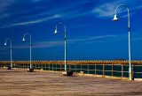 Lamps at Jetty