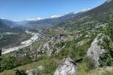 Rhône Valley, Wallis, Switzerland