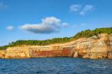 Pictured Rocks - Painted Coves