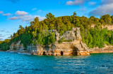 Pictured Rocks Miner's Castle, Lakeview