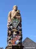 The patron saint of Brilon, St. Petrus
