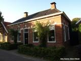 Oude Schans, middle class house