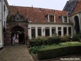 Courtyard in Groningen