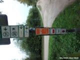 Wegwijzers - Signpost for walkers and cyclists