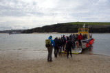 April 2019 Day3 Approaching Padstow ferry