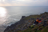 April 2019 Day5 Camp south of Holywell Bay